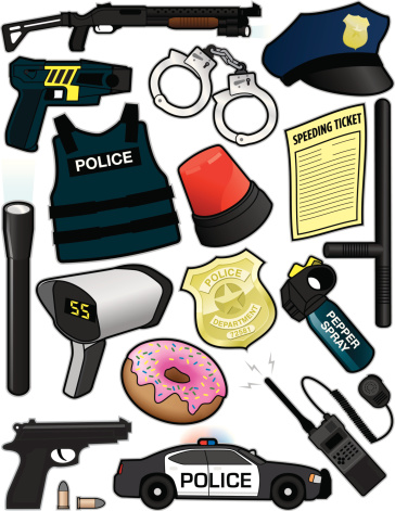 Police Items