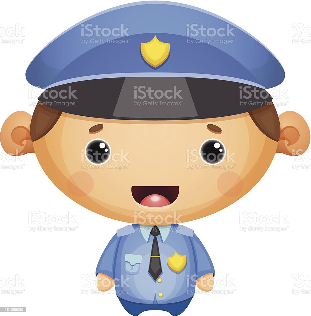 Police officer royalty-free police officer stock vector art & more images of adult