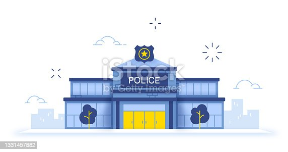 istock Police Station 1331457882