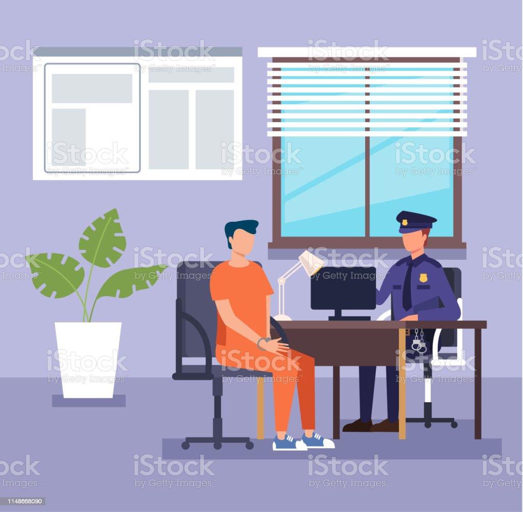 Flic arrestation flic