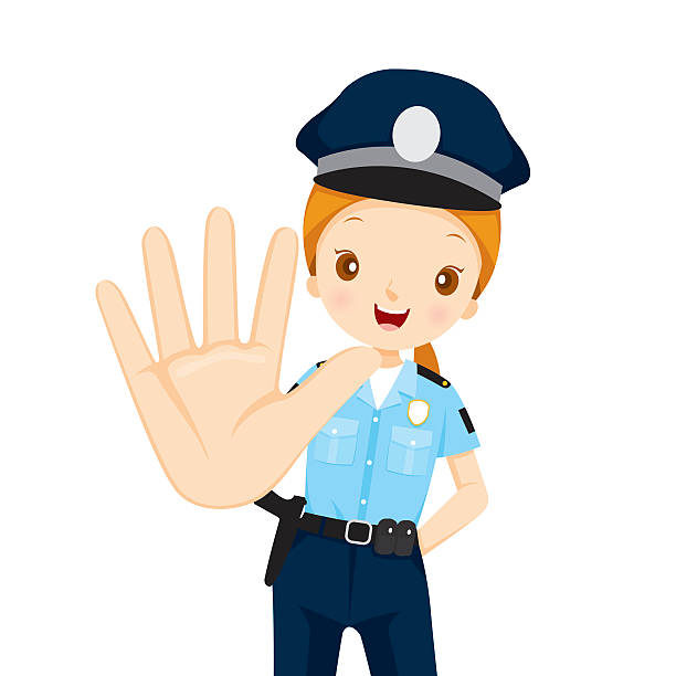 Best Policewoman Illustrations, Royalty-Free Vector ...Police Woman Clipart