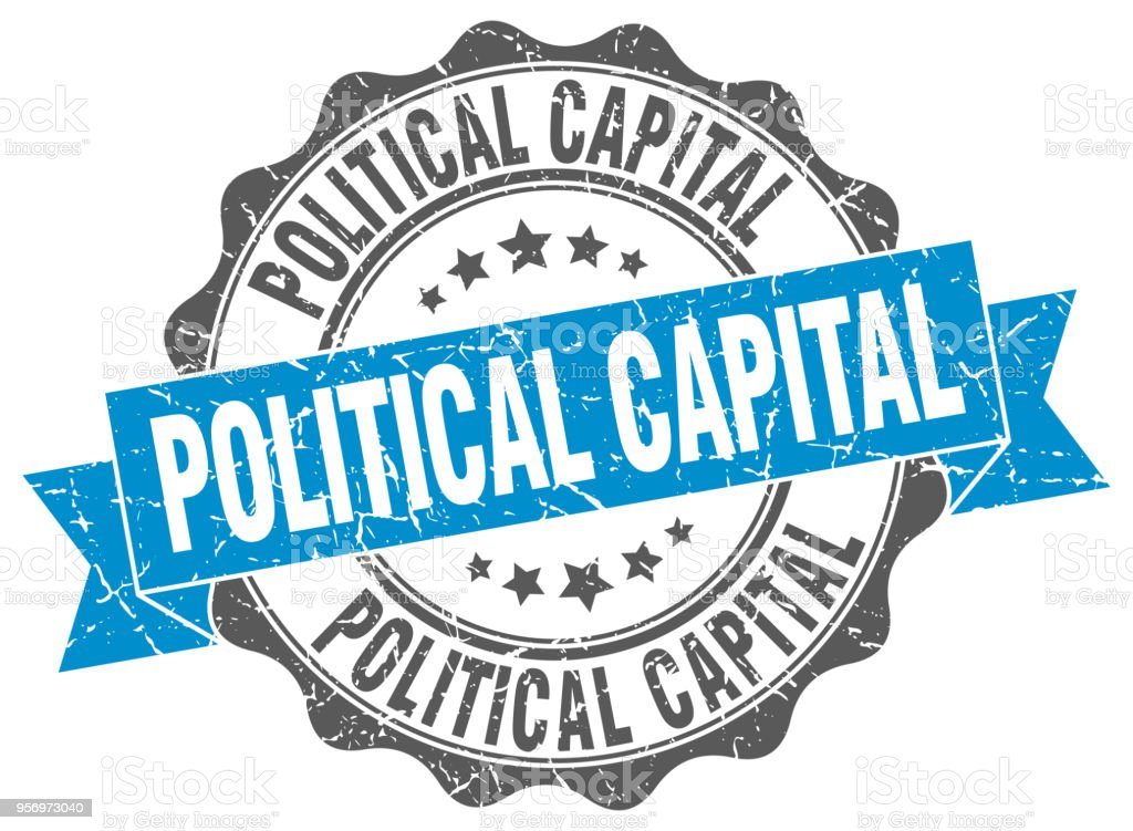 Political Capital Stamp Sign Seal Royalty Free Stock