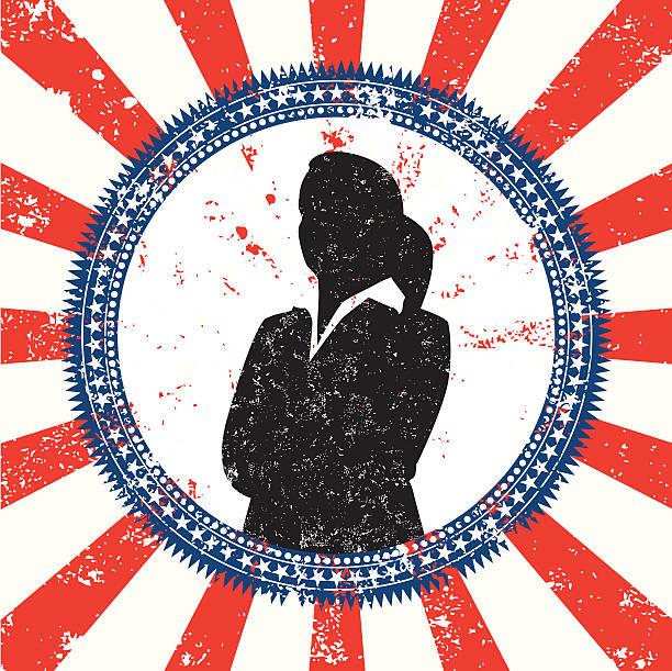 ilustrações, clipart, desenhos animados e ícones de eleição botão político - político