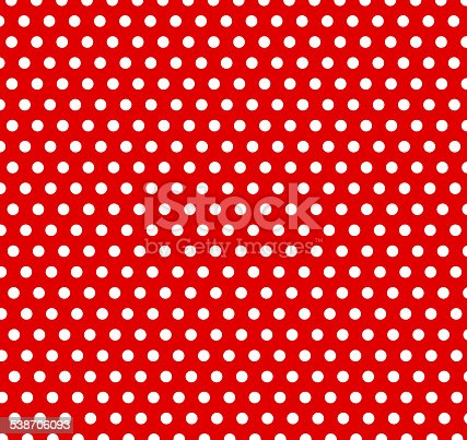 design of vector polka dot background.illustrator cs3 EPS10 version