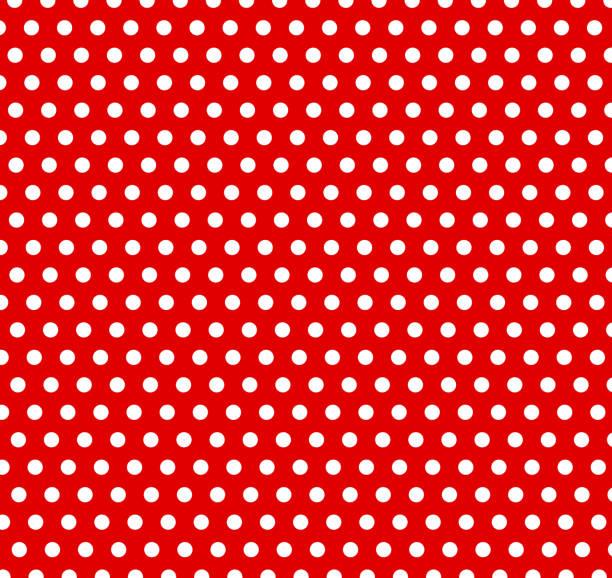 polka dot background design of vector polka dot background.illustrator cs3 EPS10 version polka dot stock illustrations