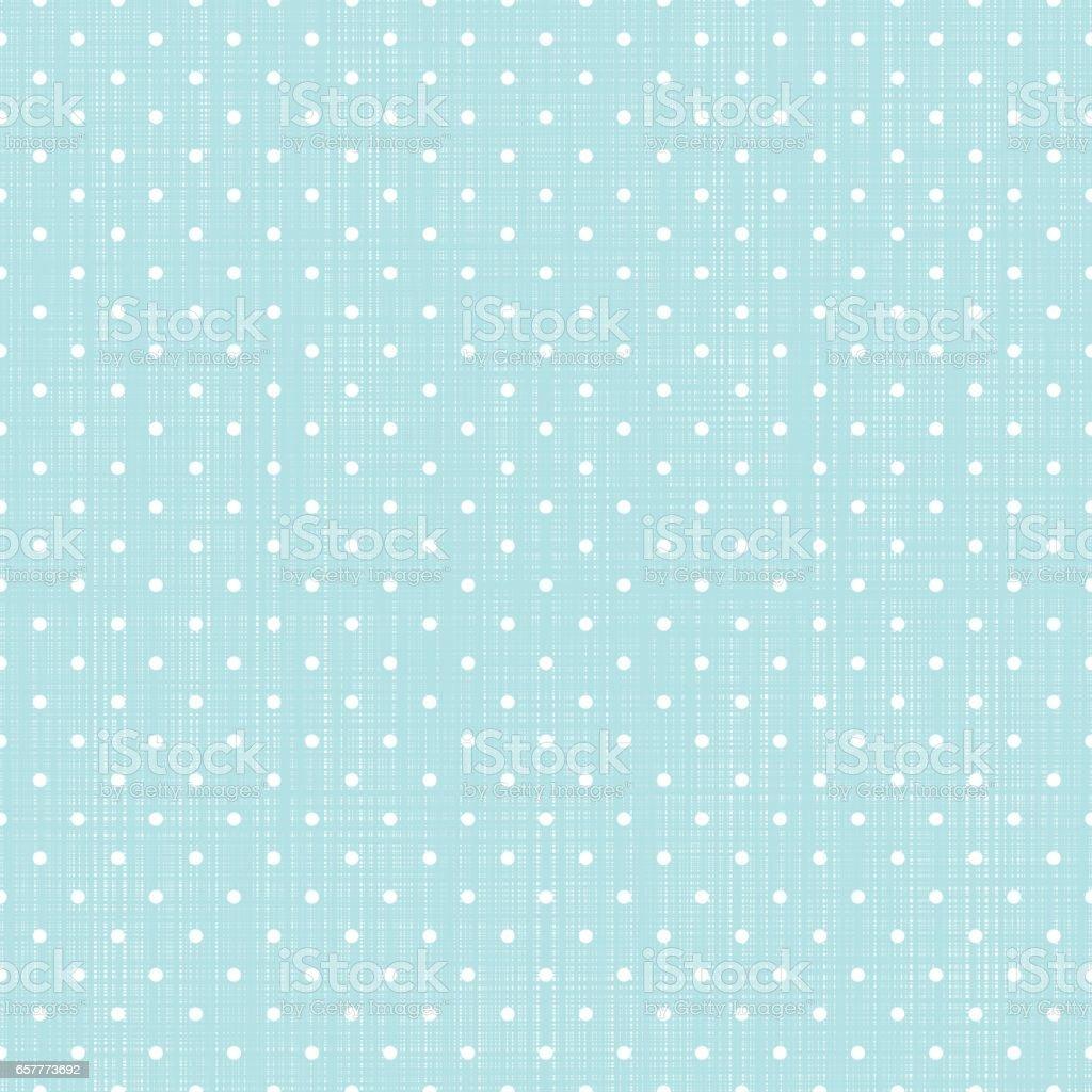 水玉のシームレス背景 ベクターアートイラスト