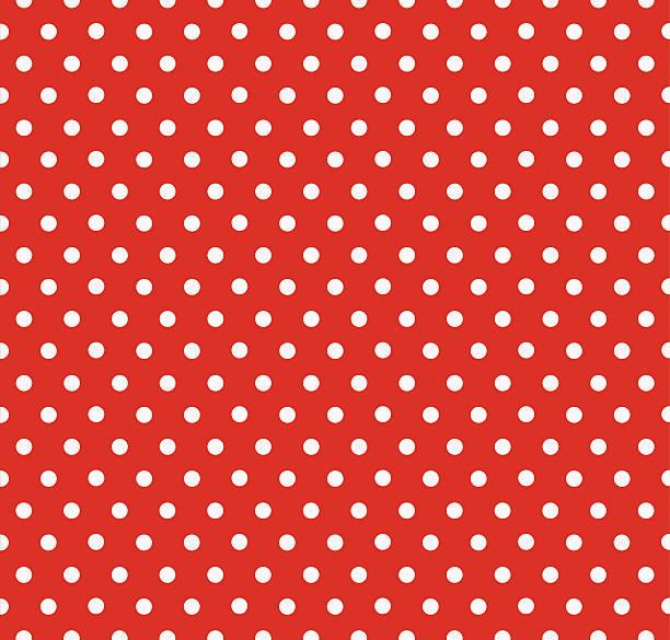 Polka Dot Seamless Pattern Classic polka dot seamless pattern polka dot stock illustrations
