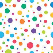 istock Polka dot seamless pattern 950169078