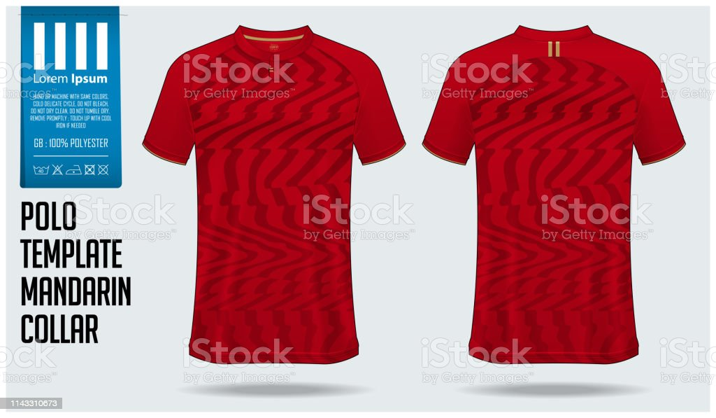 6c65f33d2 polo-tshirt-mockup-template-design-for-soccer-jersey-football -kit-or-vector-id1143310673
