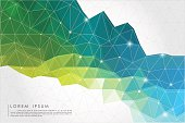 polygon abstract background vectorpolygon abstract background vector