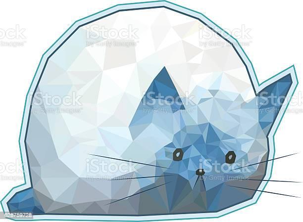 Polygon art cute cartoon funny fat blue cat vector sticker vector id628759728?b=1&k=6&m=628759728&s=612x612&h=7abnautq7zc6a1txk4w10hu 3f 4fn9gznzjwzxbjuc=