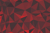 Geometric Shape, Crystal Glassware, Diamond Shaped, Glass - Material, Shape