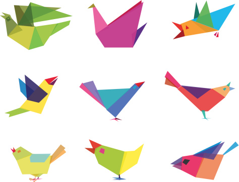 Polygonal Birds