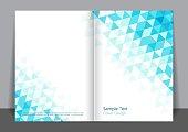 Polygonal Cover design