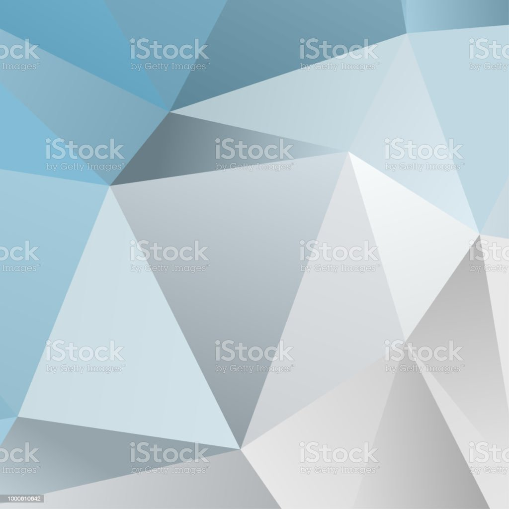 Gut Polygonale Mosaik Hintergrund, Low Poly Style, Vektor Illustration,  Business Design