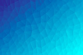 istock Polygonal mosaic with Blue gradient - Abstract geometric background - Low Poly 1202817575