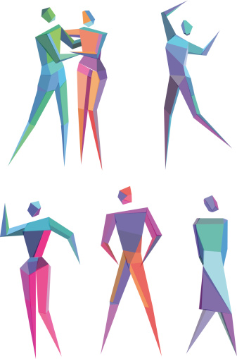Polygonal People