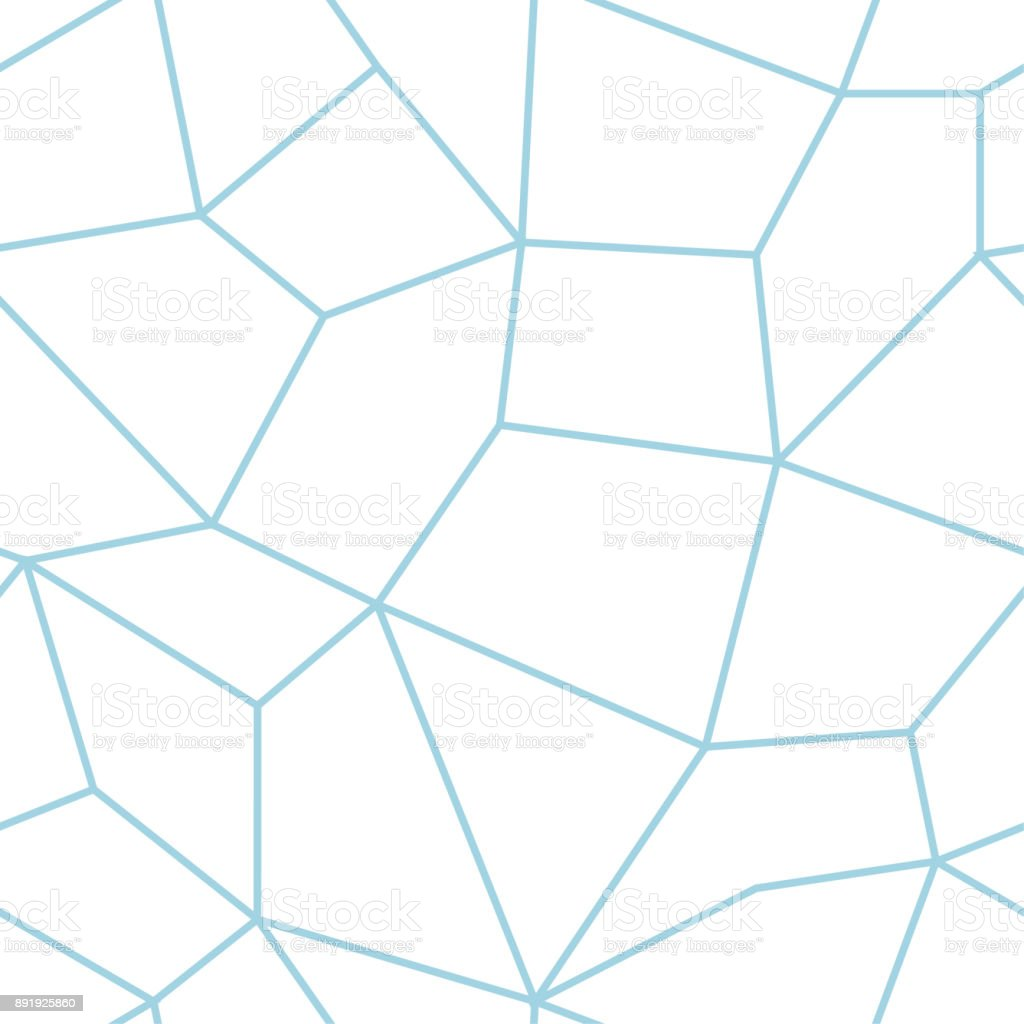 Geometric Line Blue And White Pattern For Wallpapers Textile Royalty