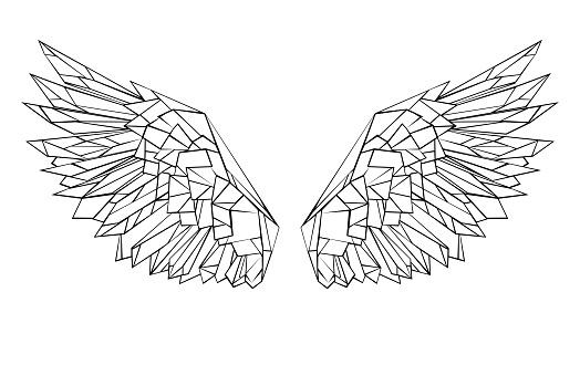 Polygonal wings