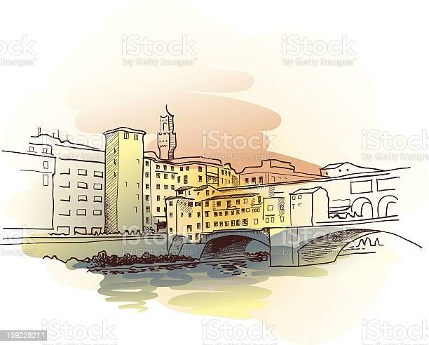 Ponte vecchio watercolor vector id159228211?b=1&k=6&m=159228211&s=612x612&h=jwjs0xuxmhfv2unwflxbvpov5c 5230s8tqffnbb0kw=