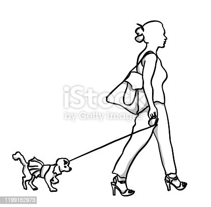istock Poodle Doggy Fashion 1199152973