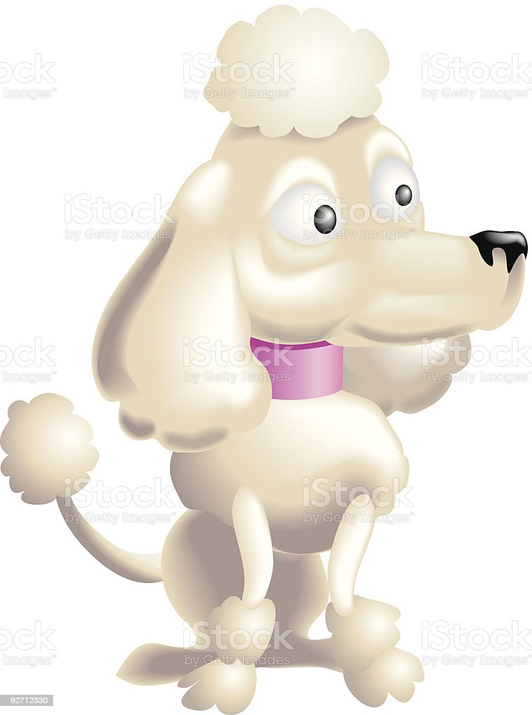 Poodle royalty-free poodle stock vector art & more images of adult
