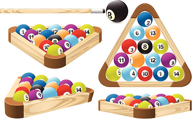 Royalty Free Billiard Ball Clip Art, Vector Images ...