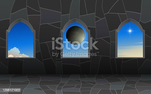 istock pool sunset 1255121022