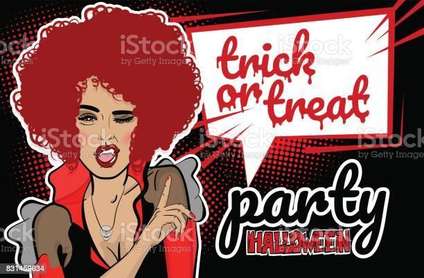 Halloween,pop art,cartoon,animation,message - free photo
