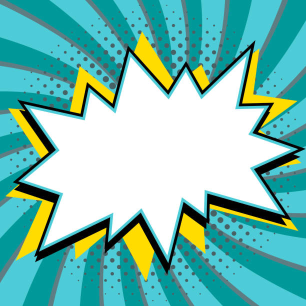 Royalty Free Comic Con Clip Art, Vector Images & Illustrations - iStock