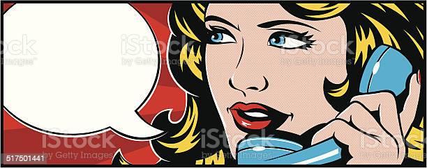 Pop art woman on phone vector id517501441?b=1&k=6&m=517501441&s=612x612&h=rh4fuu5bota9qbzbprg2wbm5nj kzw4zj7qaqeoubx0=