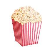 istock Popcorn bucket icon 1307978574
