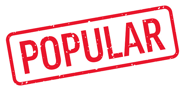 Popular - Stamp, Imprint, Seal Template. Vector Stock Illustration- Stamp, Imprint, Seal Template. Vector Stock Illustration