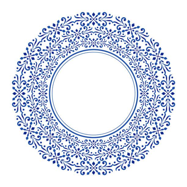 陶瓷裝飾圓 - 泰國 幅插畫檔、美工圖案、卡通及圖標