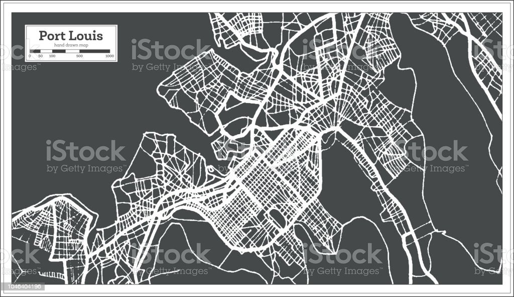 Beautiful Outline Map Of Mauritius Pics - Printable Map - New ...
