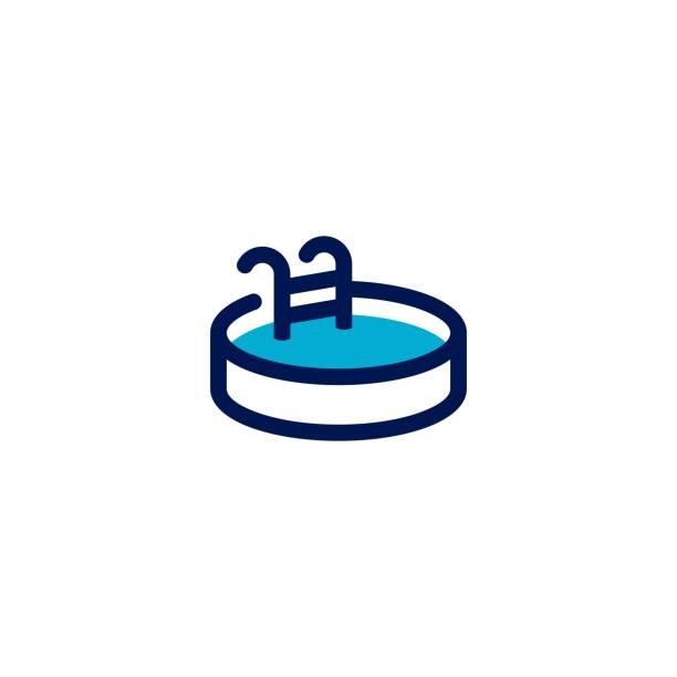 Swimming Pool Logo Free Vector Art 35 Free Downloads