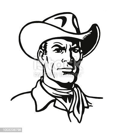 Portrait of a Cowboy