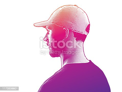 istock Portrait of a serious Young man 1173506601