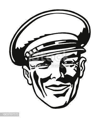 Portrait of an Officer