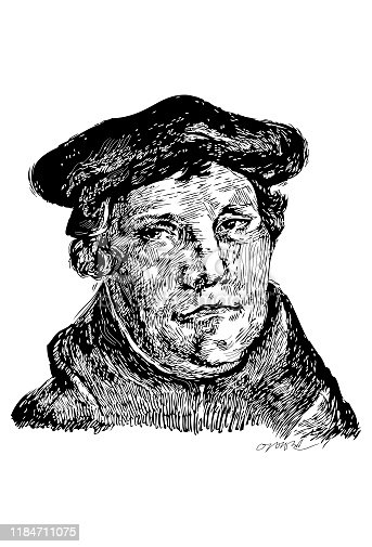 Martin Luther (1483-1546) was a German professor of theology, composer, priest, monk, and a seminal figure in the Protestant Reformation. Luther was ordained to the priesthood in 1507. He came to reject several teachings and practices of the Roman Catholic Church; in particular, he disputed the view on indulgences. Luther proposed an academic discussion of the practice and efficacy of indulgences in his Ninety-five Theses of 1517. Luther taught that salvation and, consequently, eternal life are not earned by good deeds but are received only as the free gift of God's grace through the believer's faith in Jesus Christ as redeemer from sin. His theology challenged the authority and office of the Pope by teaching that the Bible is the only source of divinely revealed knowledge, and opposed sacerdotalism by considering all baptized Christians to be a holy priesthood. Those who identify with these, and all of Luther's wider teachings, are called Lutherans, though Luther insisted on Christian or Evangelical(Evangelisch) as the only acceptable names for individuals who professed Christ.