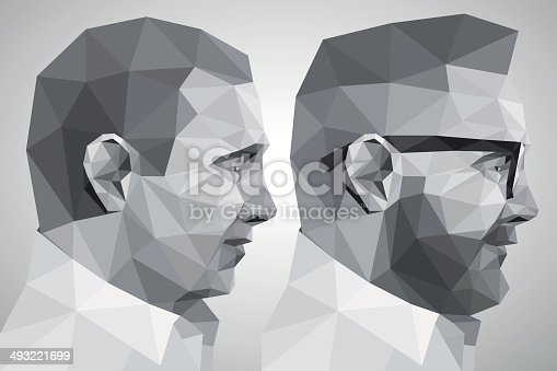 istock Portrait of two men 493221699