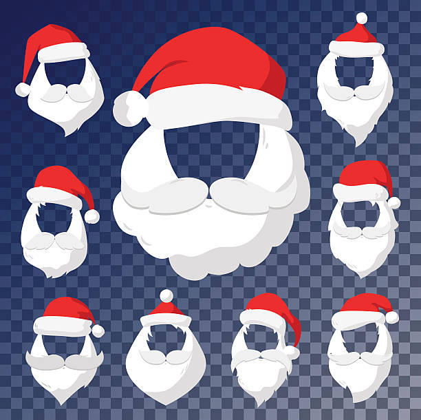 Royalty Free Santa Hat Clip Art, Vector Images ...