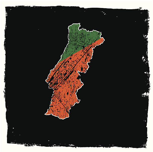 ilustrações de stock, clip art, desenhos animados e ícones de portugal abstrato grunge série - douro