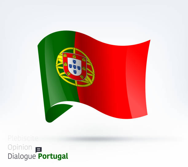 ilustrações de stock, clip art, desenhos animados e ícones de portugal flag international dialogue & conflict management - douro