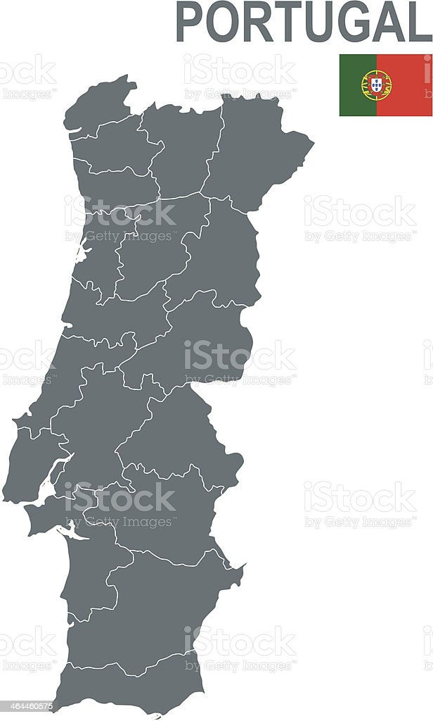 Portugal royalty-free portugal stock vector art & more images of country - geographic area