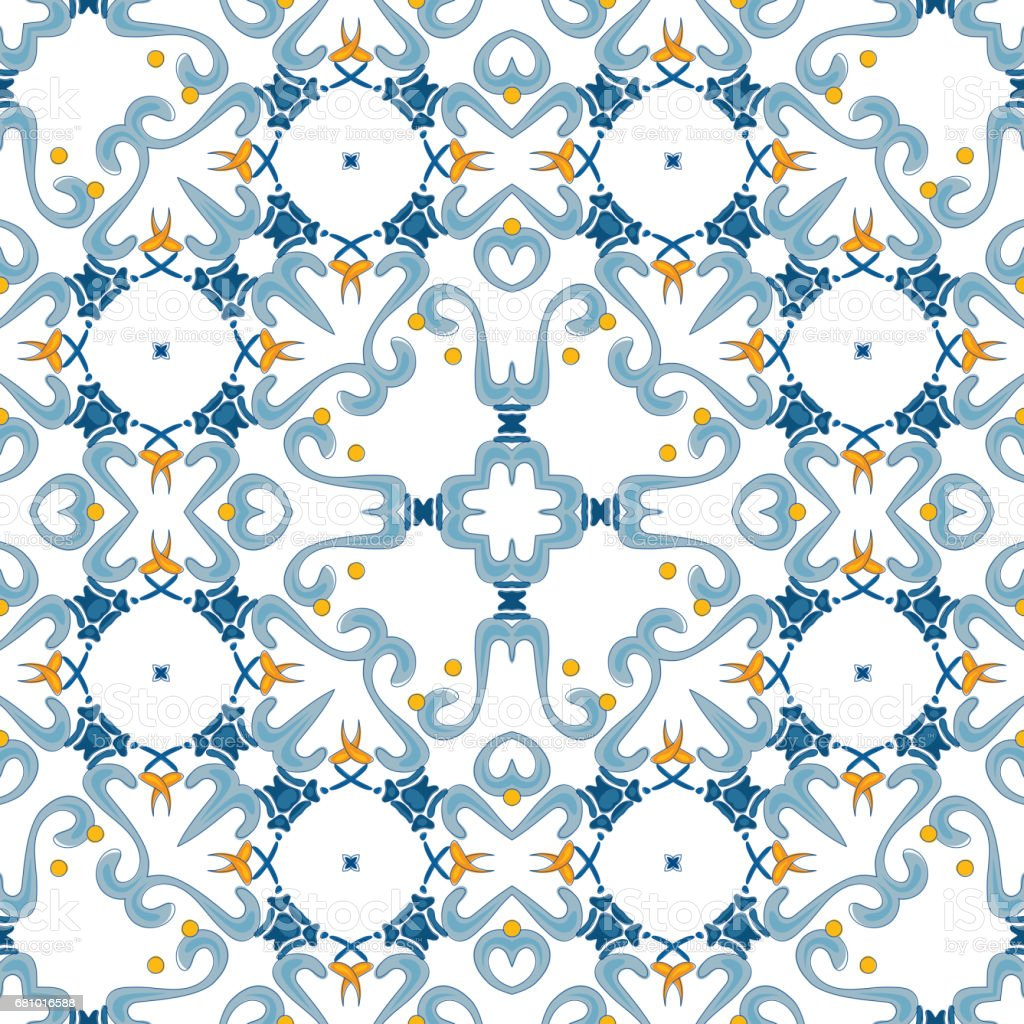 Portuguese tiles royalty-free portuguese tiles stock vector art & more images of abstract