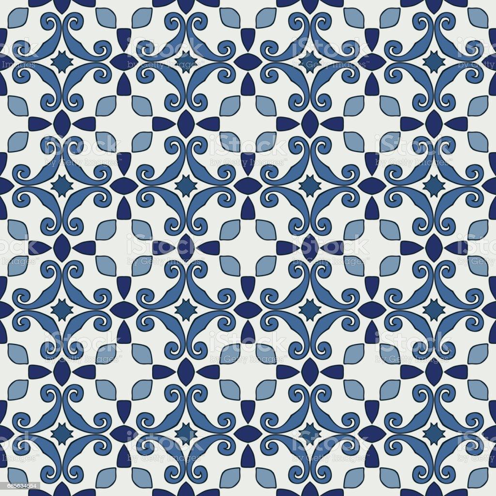 Portuguese tiles 免版稅 portuguese tiles 向量插圖及更多 傳統 圖片