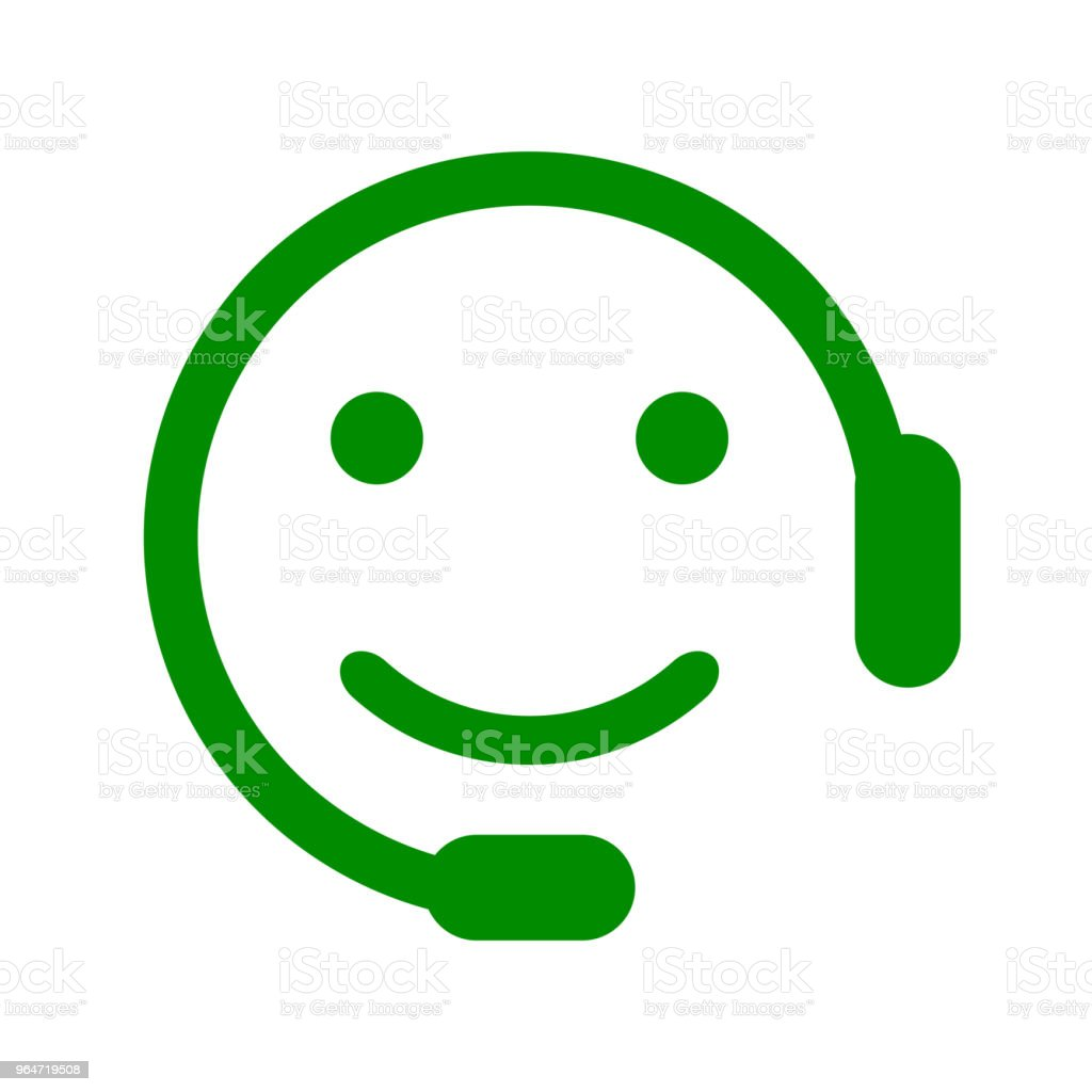 Positive dispatcher smilies, happy smiley emotion, by smilies, cartoon emoticon - for stock royalty-free positive dispatcher smilies happy smiley emotion by smilies cartoon emoticon for stock stock vector art & more images of assistance