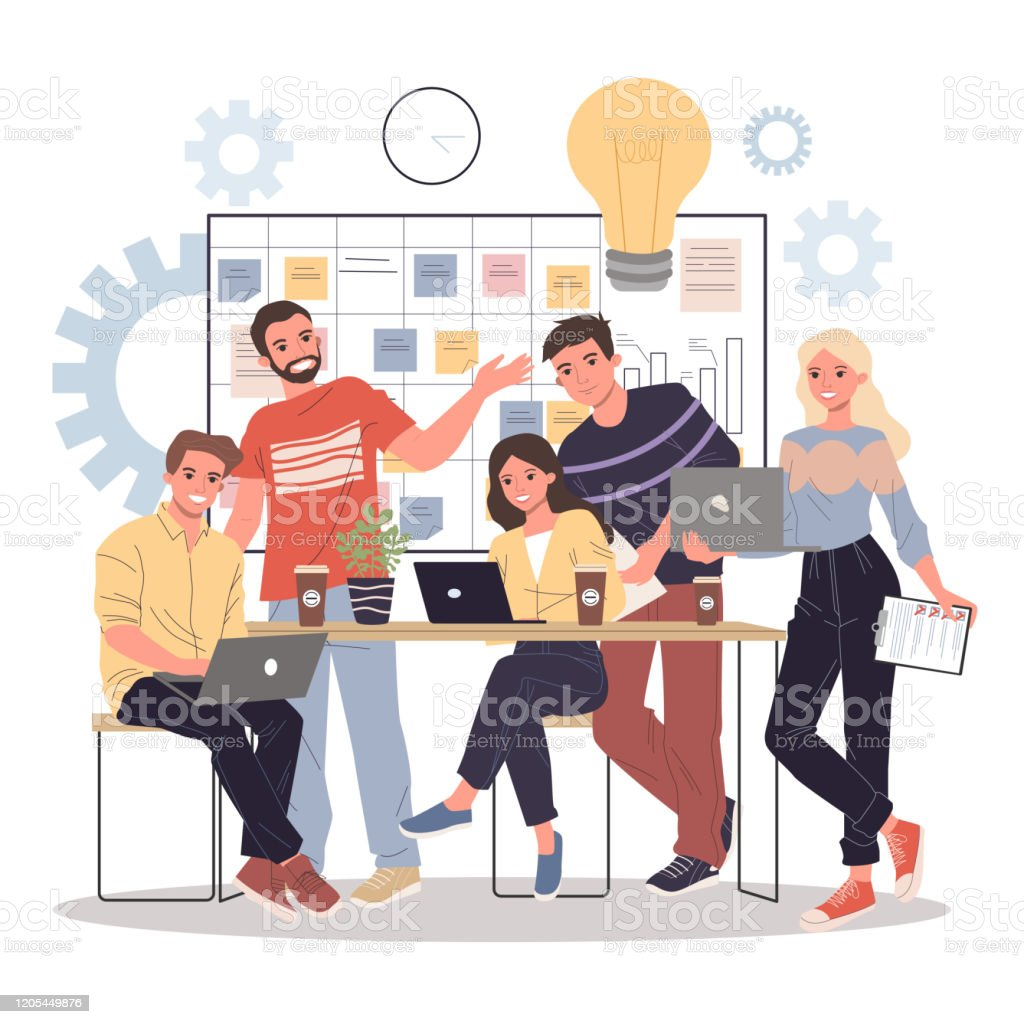 Office Team Board Ideas from media.istockphoto.com