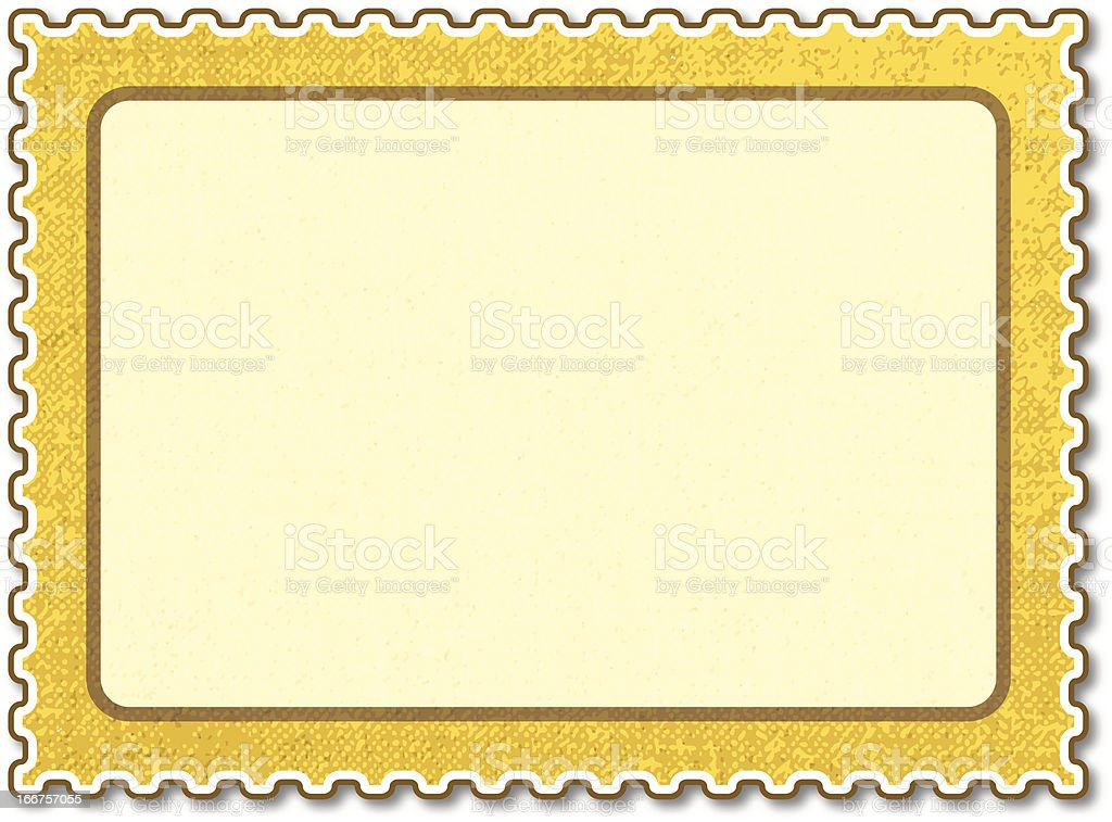 Postage stamp icon royalty-free postage stamp icon stock vector art & more images of blank